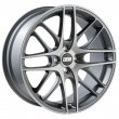 BBS CS4 - Matt Anthracite Front Polished