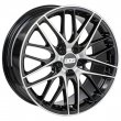BBS CS5 - Black Front Polished