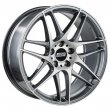 BBS CX-R - Anthracite Front Polished