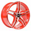 Borbet XRT - Red Front Polished