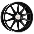 Borbet GTX - Matt Black Rim Polished