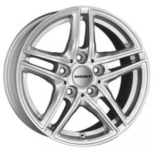 Колесные диски Borbet XR 7.5x17 5x112 ET45 D66.6 Brilliant Silver [арт. 121951]